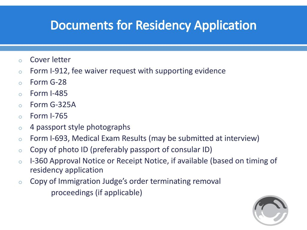 Representing unaccompanied children special immigrant juvenile 50 documents for residency application falaconquin
