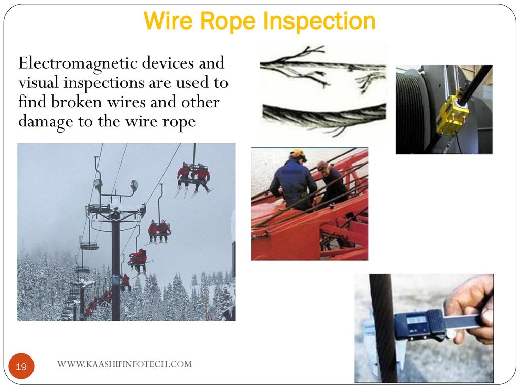 Modern Wire Rope Damage Examples Model - Electrical Diagram Ideas ...
