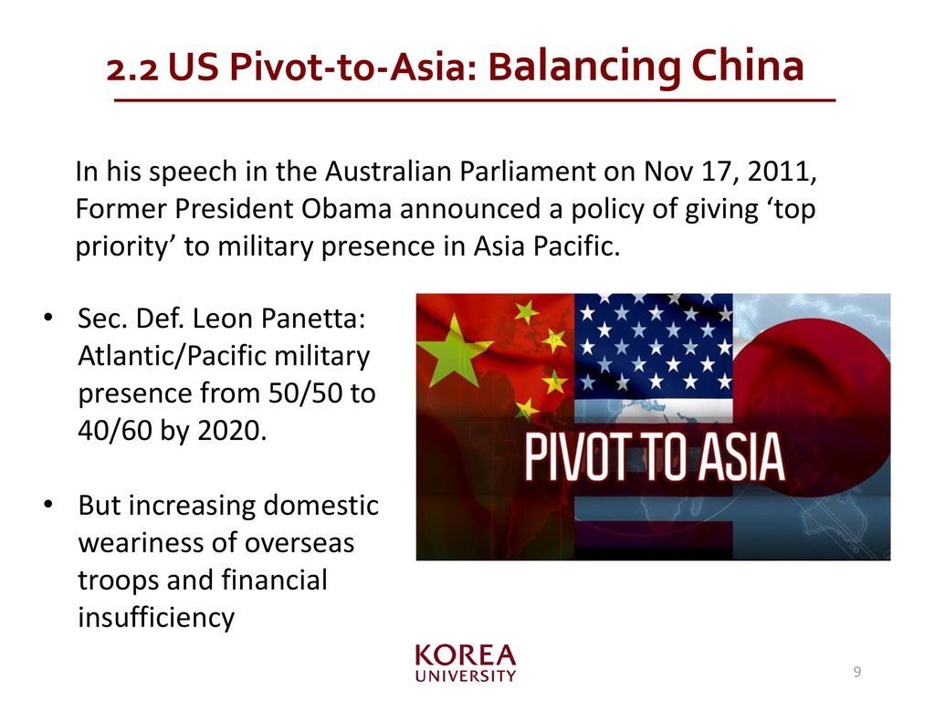 """us pivot to asia Trump and bannon's 'pivot to asia' """"it's not about a pivot or about asia about us press room subscriptions contact us."""