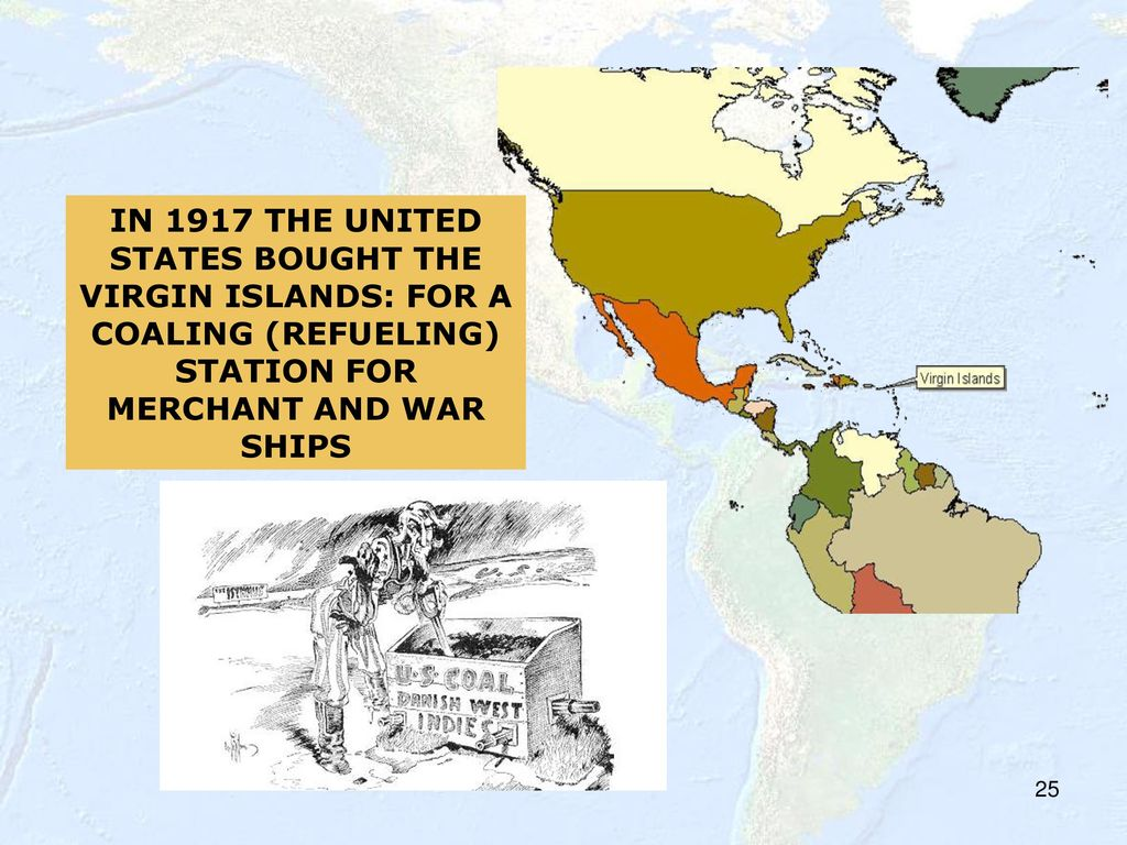 The Us Bought The Virgin Islands From This Country