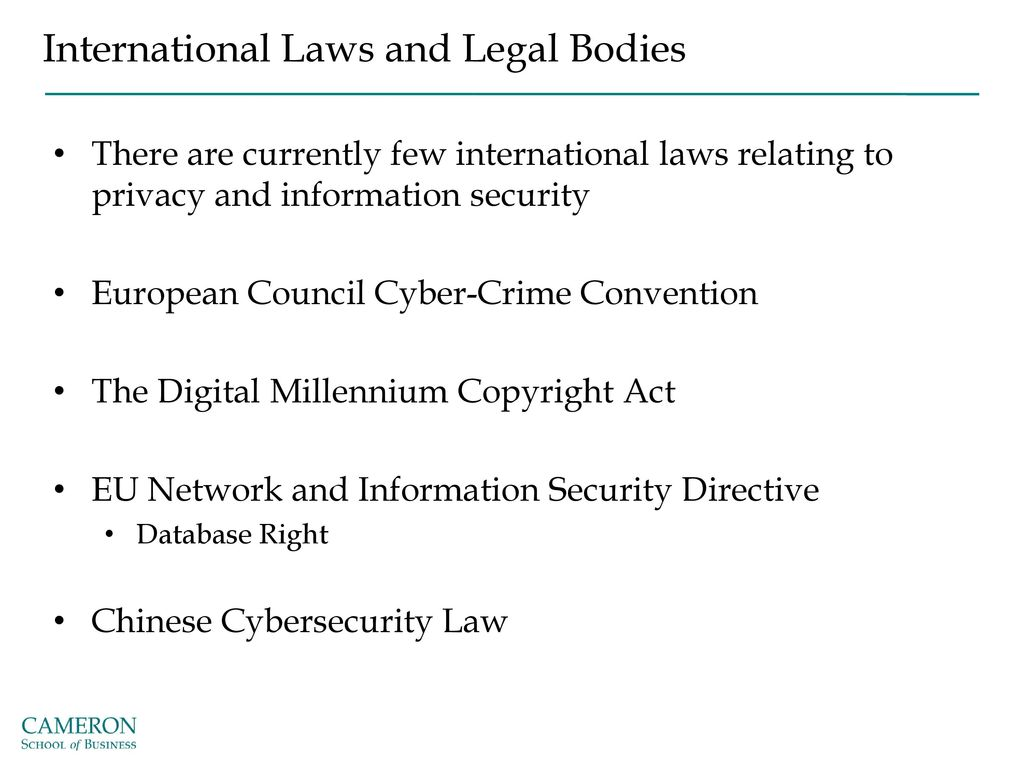 chinese cybersecurity law
