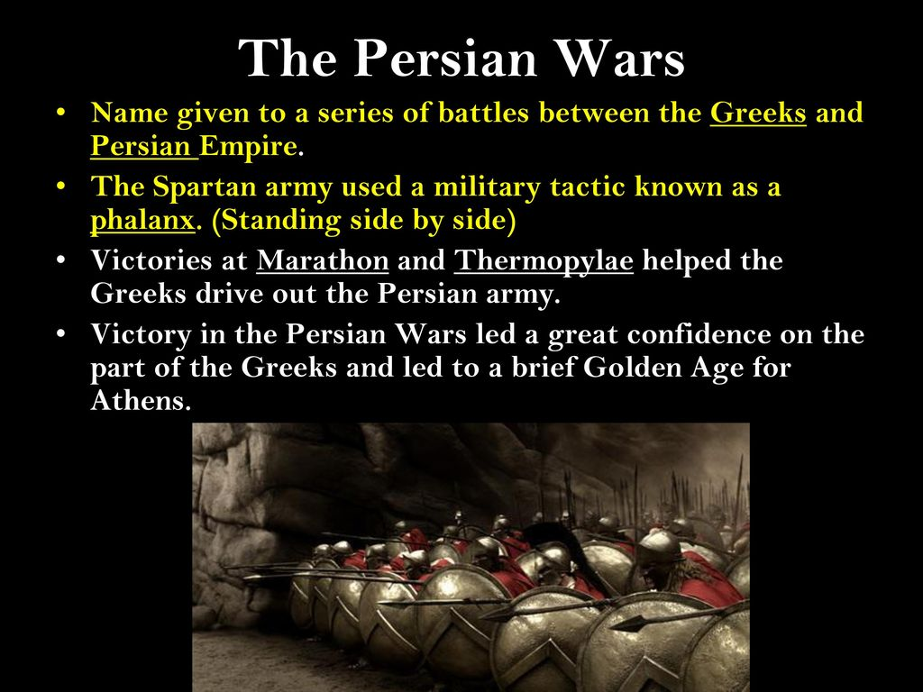 """an analysis of the topic of the persian war with the ancient greek """"lysistrata"""" is a bawdy anti-war comedy by the ancient greek playwright aristophanes, first staged in 411 bce it is the comic account of one woman's extraordinary mission to end the peloponnesian war, as lysistrata convinces the women of greece to withhold sexual privileges from their husbands as a means of forcing the men to negotiate a."""