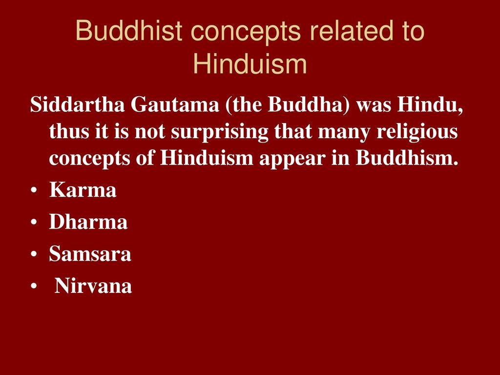 Nine Beliefs of Hinduism