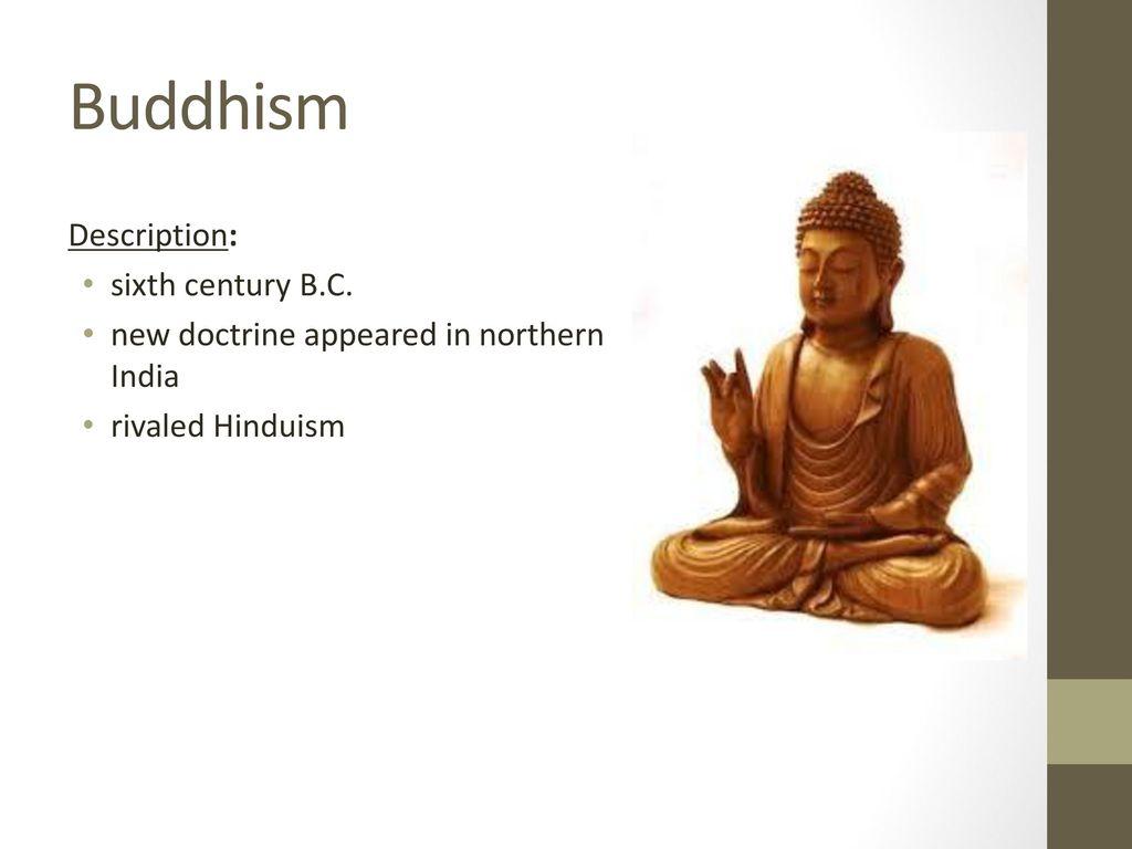 Indian religion element explain the development and impact of 11 buddhism nvjuhfo Images