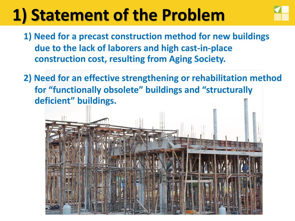 "problem statement for construction company You are here:risk commentary  risk statement example how to do risk  ""construction risk"", and so on these are not risk statements,."