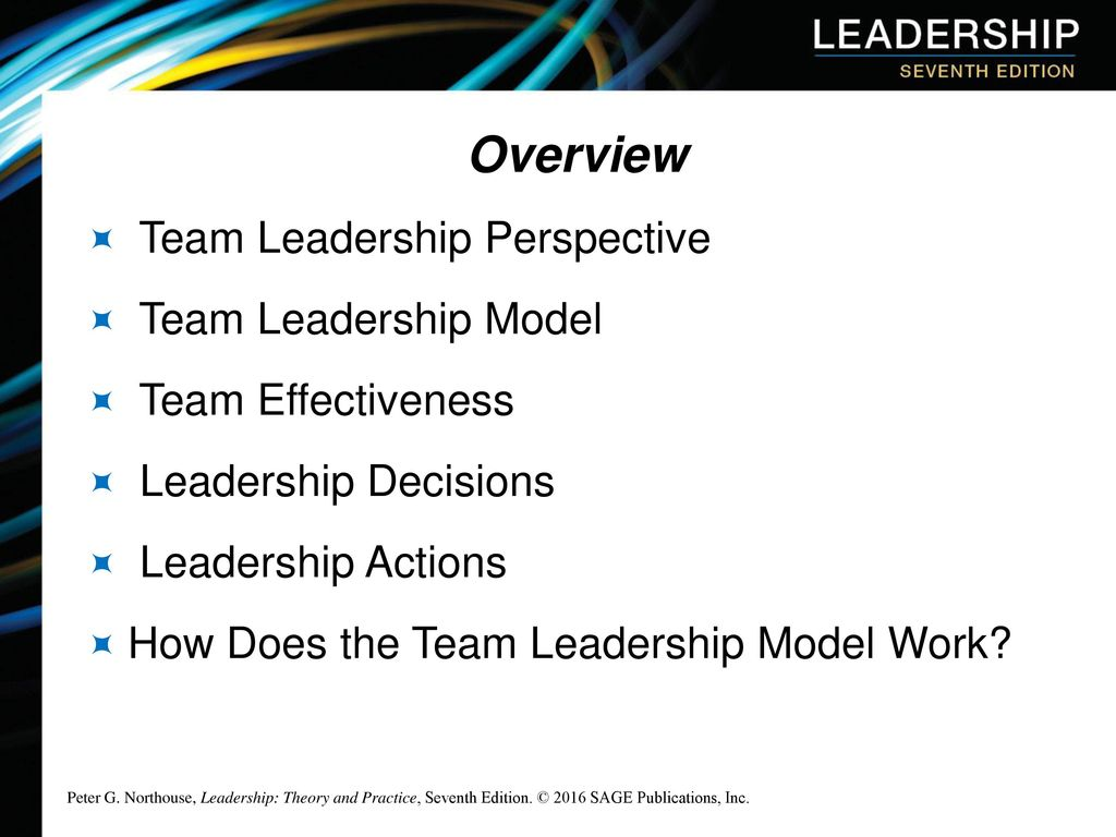 hill s model for team leadership A leader can serve as a positive role model through demonstrating that he accepts personal responsibility for his actions examples include apologizing if he loses his temper, and avoiding.