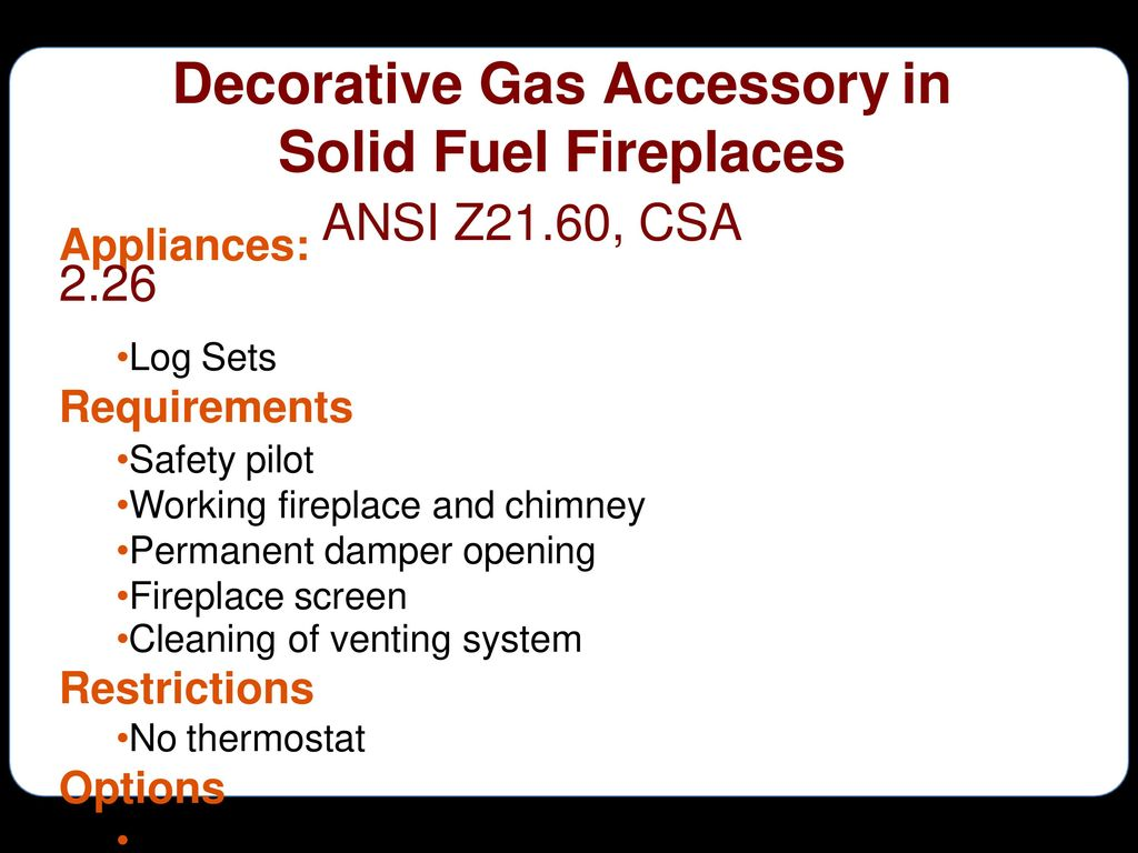 fireplace inspections made easier ppt download