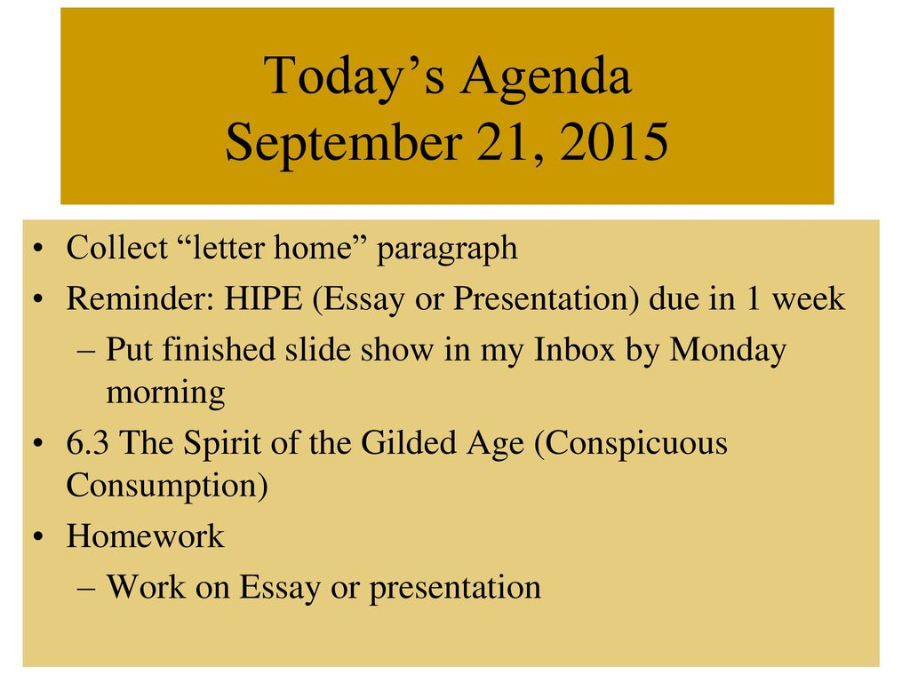 the gilded age social darwinism ppt  2 today s