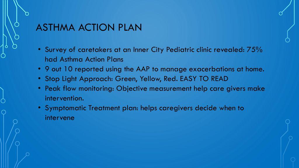 asthma action plan pdf pediatric