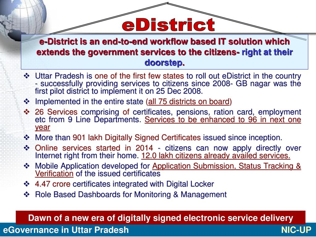 Enormity of our district ppt download 8 dawn aiddatafo Images