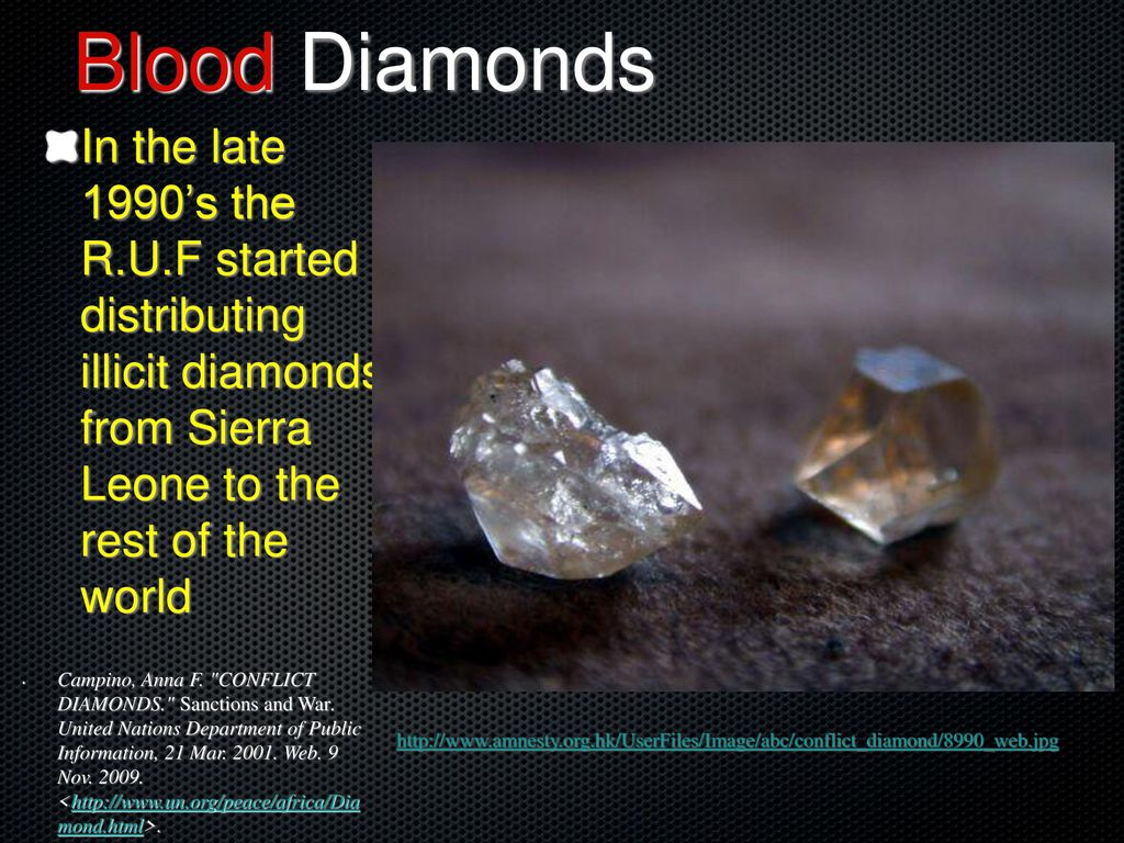 of african diamonds conflict world diamond blood the ads forum