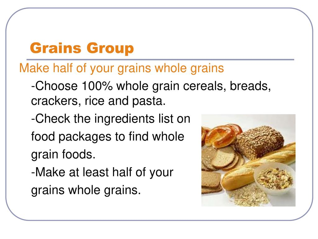 The Dietary Guidelines - ppt download