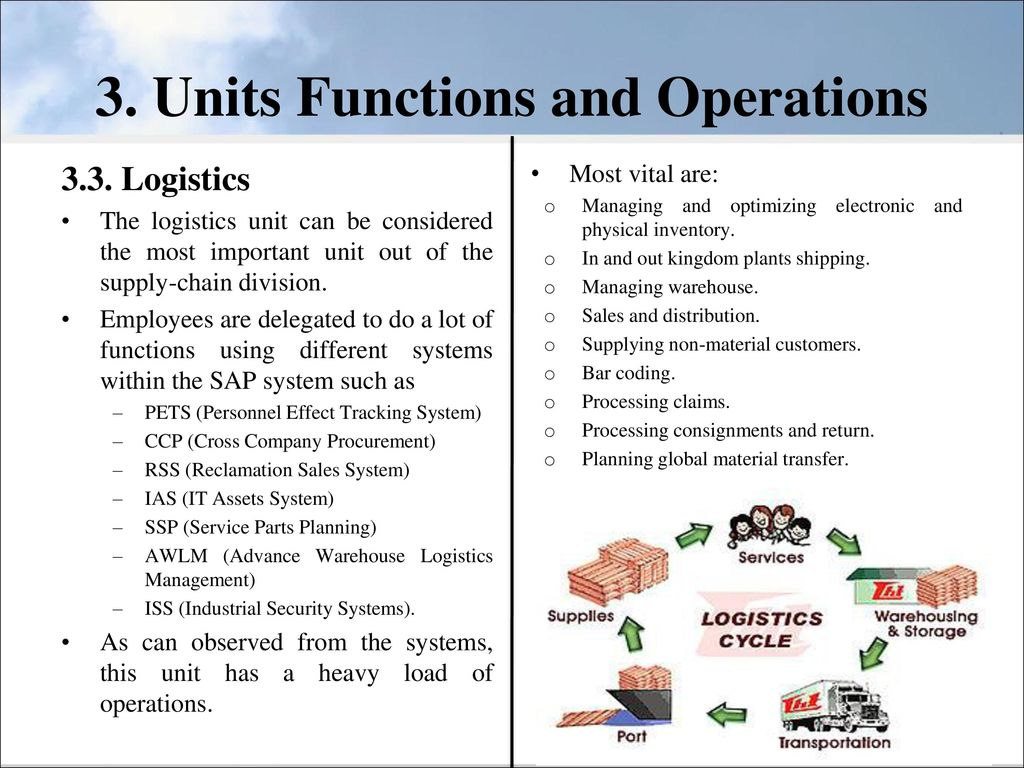 aramco supply chain management December 2003 yas supply chain management scm  supply chain  management integration aramco supply chain management 3.
