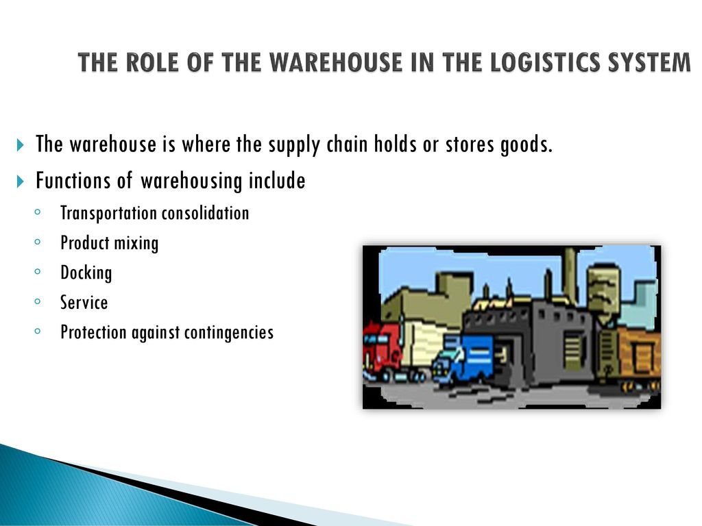 The Importance of Warehousing