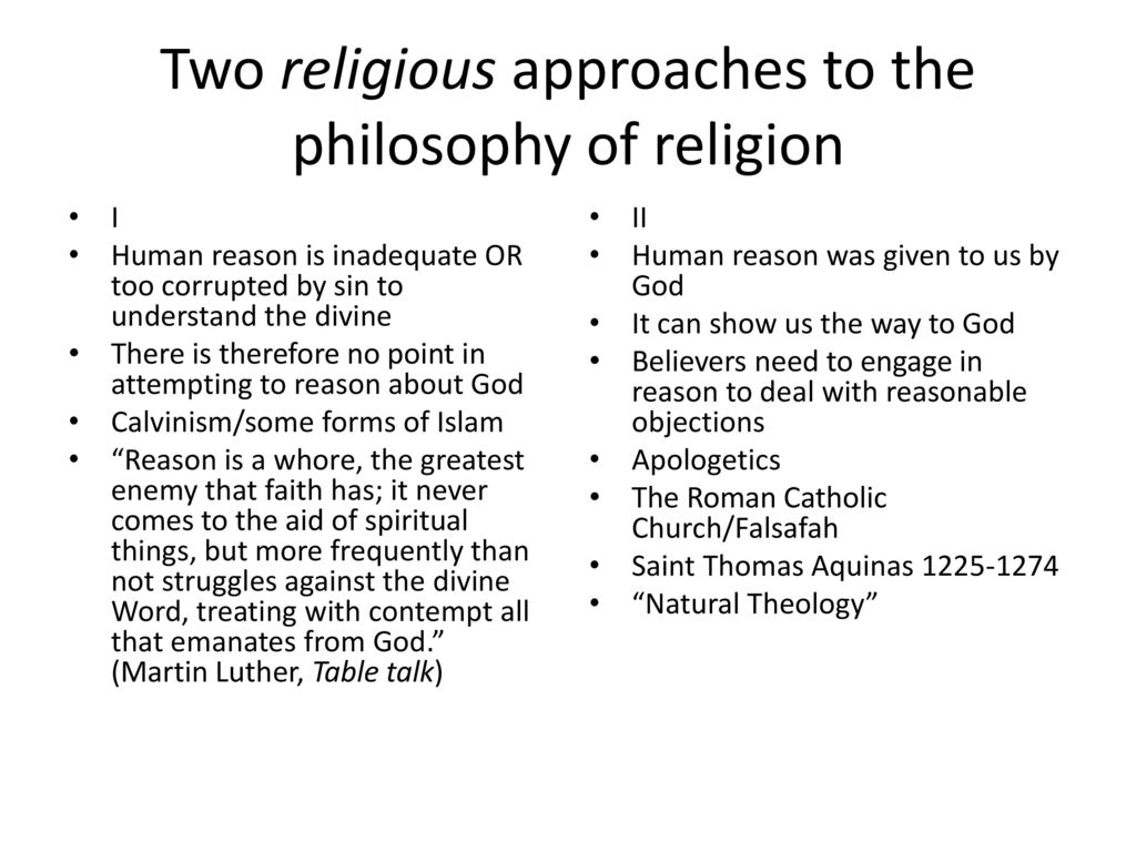 understanding the religious metaphysical theory of creationism Cognitive developmental theory and spiritual development  theory to spiritual development the particular focus  between children's understanding of religious.