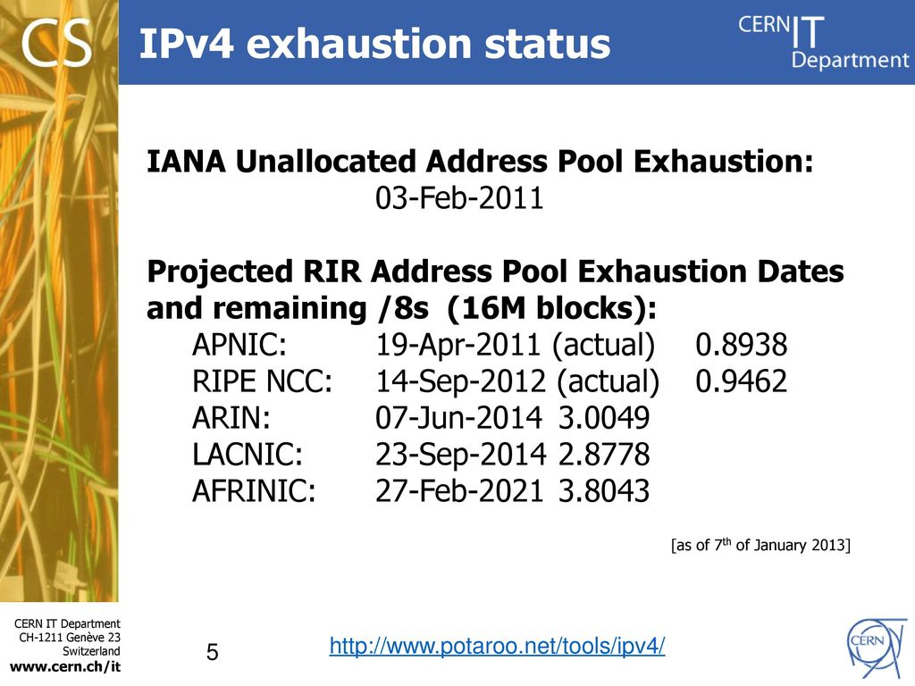 ipv4 exhaustion Boom ipv4 address exhaustion just hit home really hard for a good number of people they set up virtual machines (vms) in a us region on microsoft's azure cloud and now suddenly find that when they use those vms to access other websites they are treated as if they are from a country outside the us.