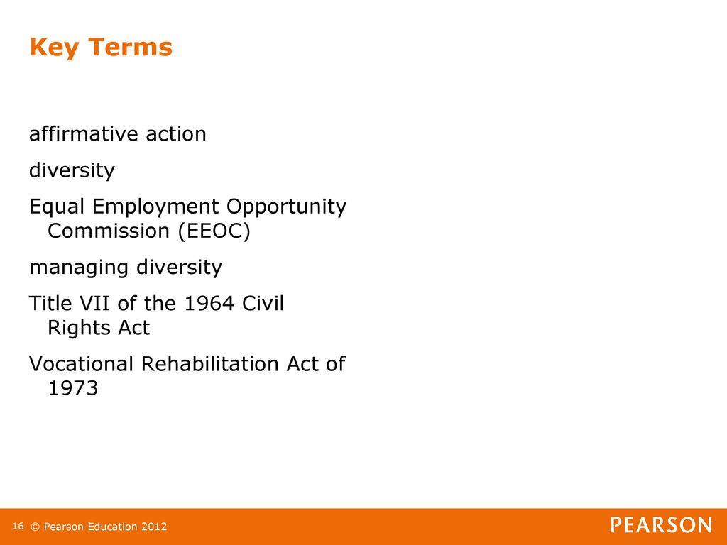 key terminology for diversity issues Appendix 1 - glossary of terms  however, if any issues become apparent with  regards to diversity or equality in relation to any contractor or third party, these.