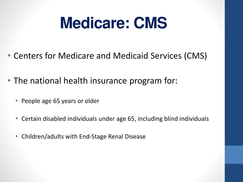 centers for medicare and medicaid Cnsi awarded 45 year, $35 million centers for medicare & medicaid services  contract maryland-based it provider to pioneer next.