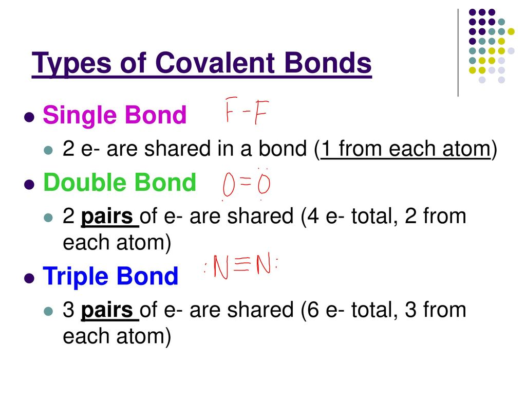 Chemical Bonding & Molecular Geometry - ppt download