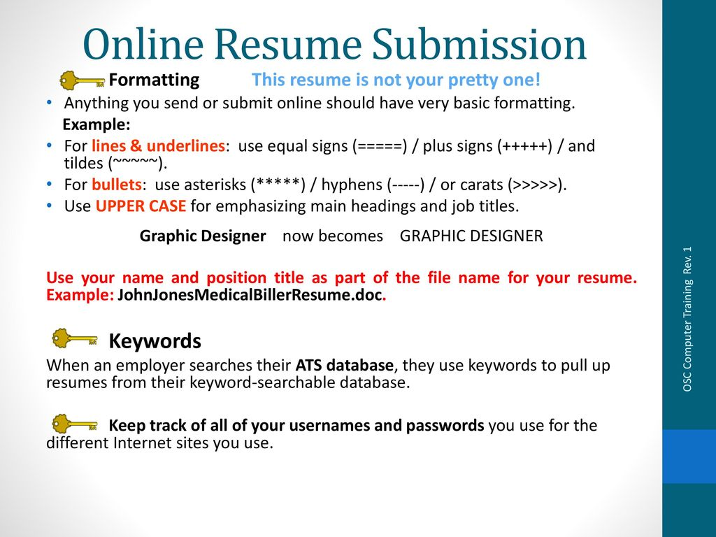 Wonderful Keyword Searchable Resume Pictures Inspiration