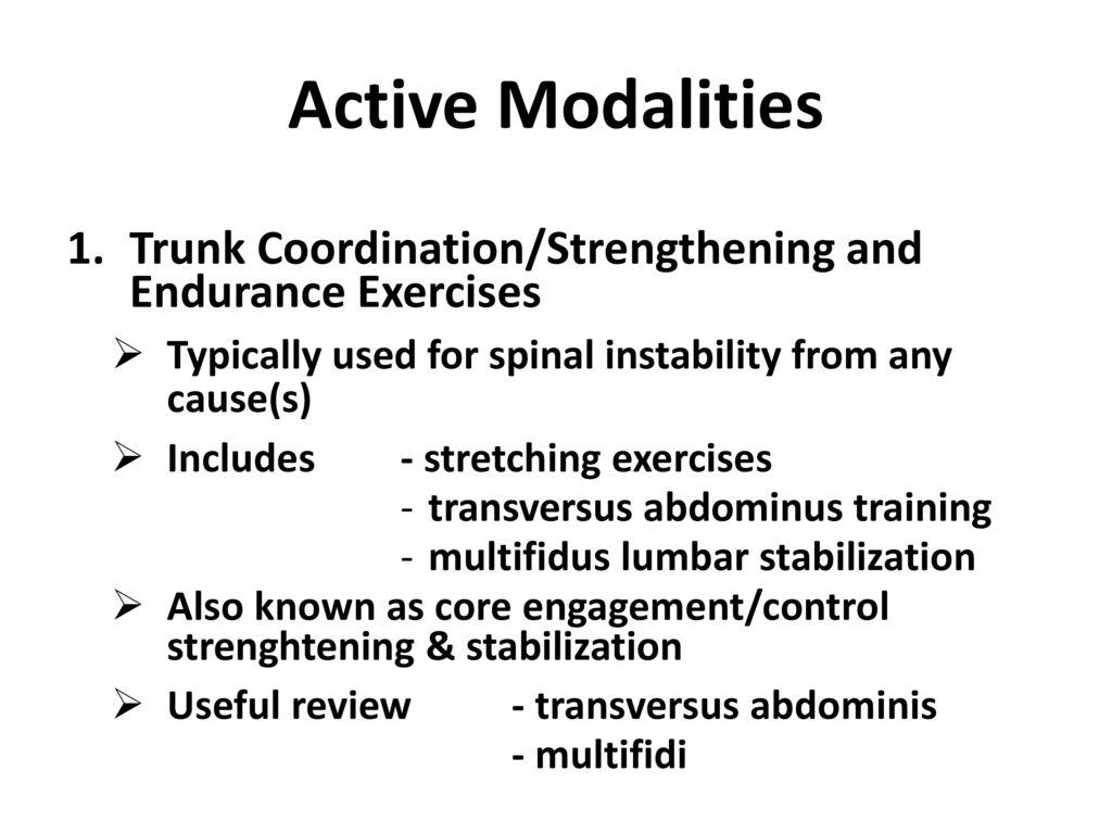 exercises for strengthening transversus abdominis pdf