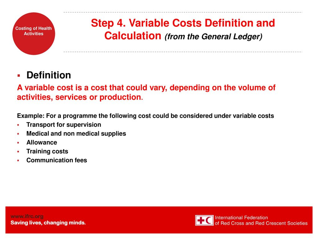 Variable Cost Definition Formula Examples Electric Cooker Wire