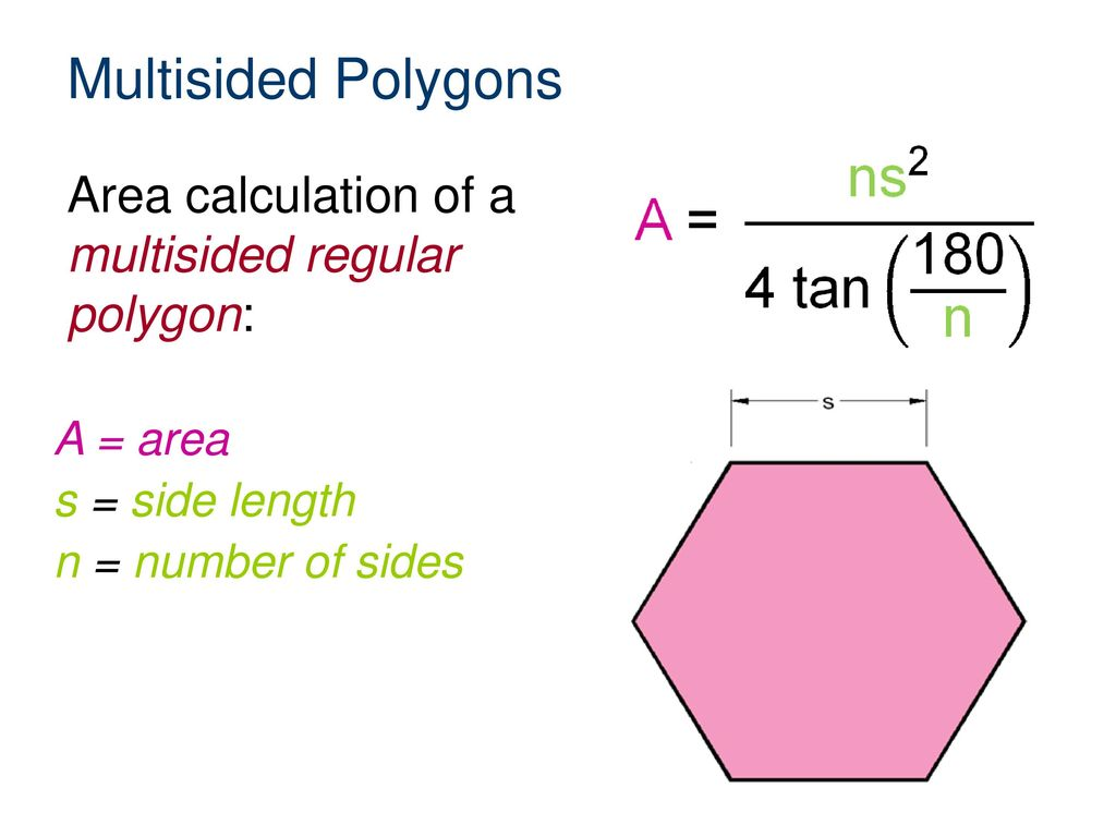 perimeter of polygons worksheet pdf