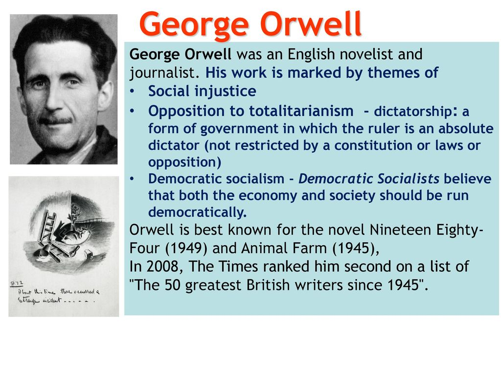 the irony and the satire of communism and dictatorships in animal farm a novel by george orwell Animal farm by george orwell a brief history of communism  lesson 34 novel study animal farm by george orwell  satire: irony: animal farm by george orwell.