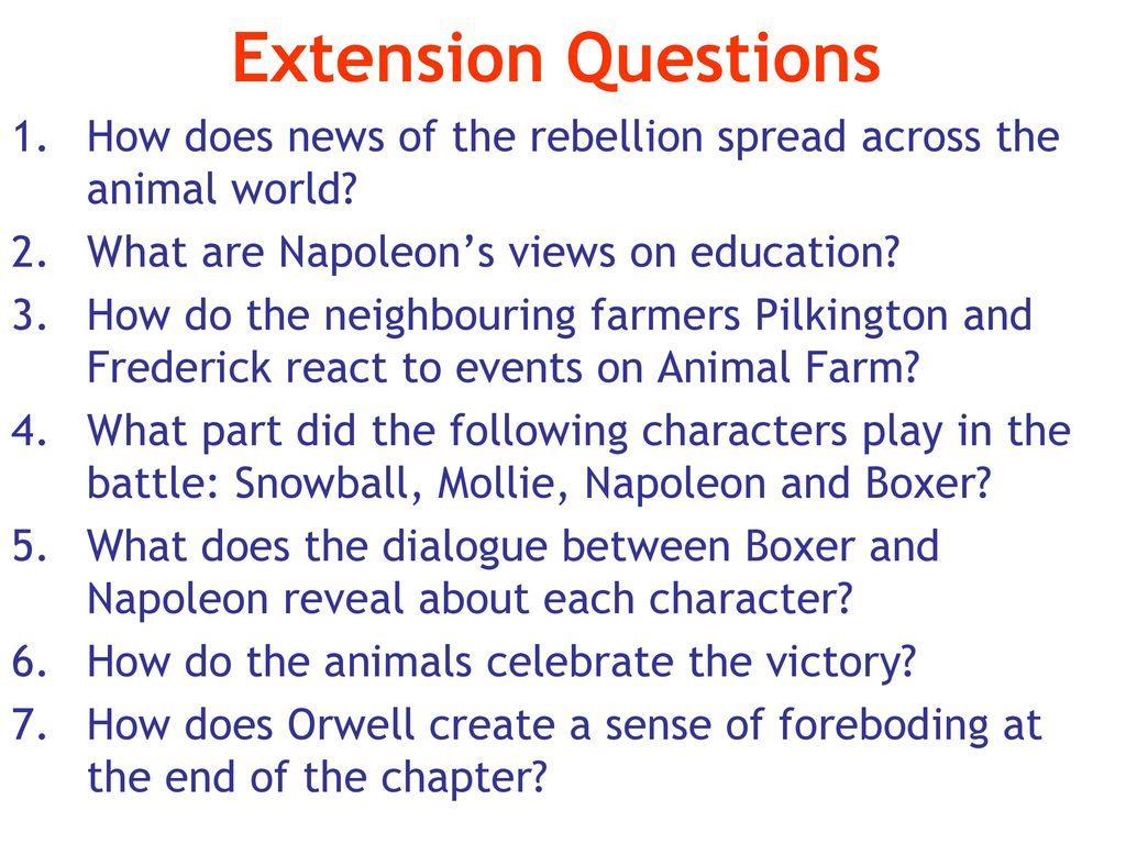 animal farm essay prompts Betterlesson's unique formula allows us to bring you high-quality coaching, a professional learning lab, and a learn-by-doing process that embeds pd into the classroom.
