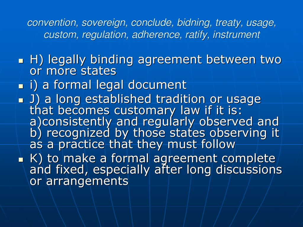 What Must a Contract Contain to Be Legally Binding?