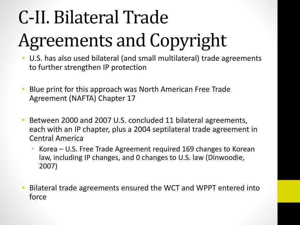 Ubunim Bilateral Trade Agreements Examples 924649135 2018