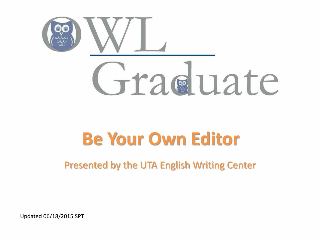 uta writing center Fall 2014--spring 2015 hours: aug  25-dec 3 and jan 20-may 8 • 9 am to .