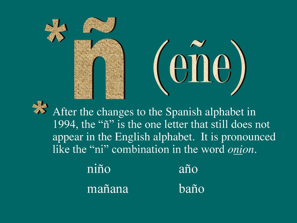 Letter That Is Always Pronounced Like The English S