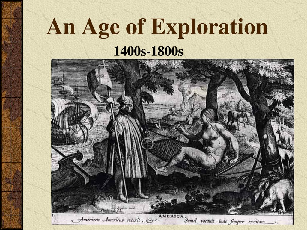 factors which stimulated atlantic maritime exploration European exploration of africa began with the greeks and romans, who   ordered vandino and ugolino vivaldi to reach india via the atlantic ocean   stimulated the desire for further knowledge about africa in europe.