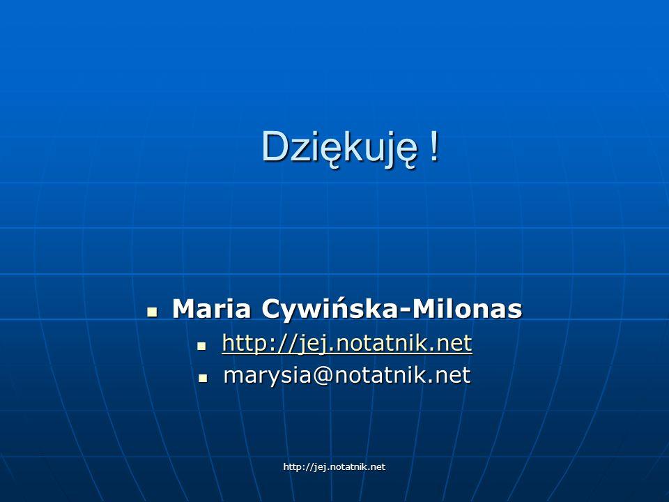 Maria Cywińska-Milonas