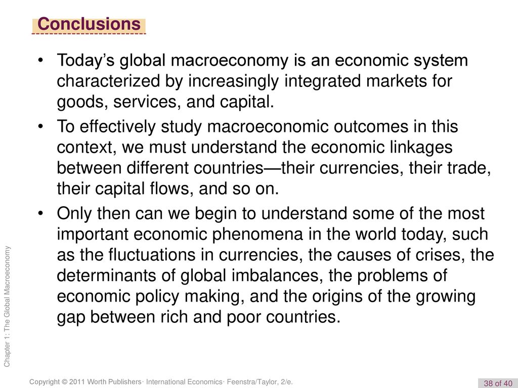 conclusion about economic system Economic systems: traditional economy and mixed economic essay - table of contents traditional economy 3 command economy 4 market economy 5 mixed economy 6 conclusion 7 introduction an economic system is where goods and services are produced, consumed, and distributed.