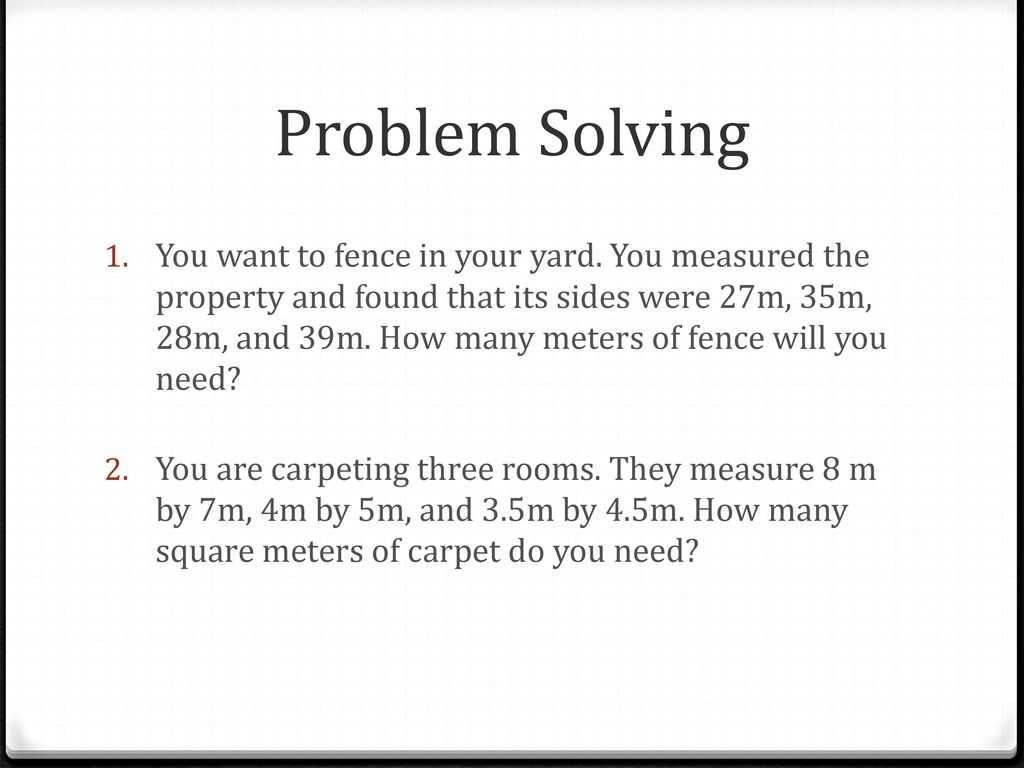 Metric measurement ms crusenberry ppt download 26 problem biocorpaavc