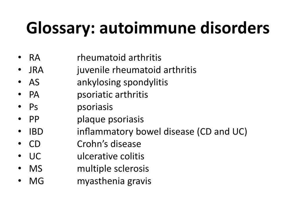 Category:Autoimmune diseases