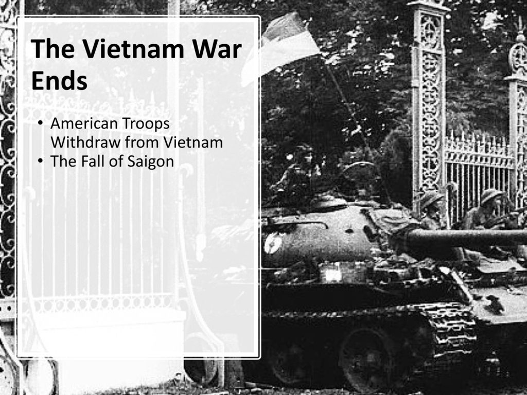 political and social outcomes of the end of the vietnam war Prompt: the vietnam war, a war pitting communist north vietnam and its allies   so, the possible consequences of the loss are just incalculable to the free world   will truly represent a political, social and economic revolution  an  agreement to end the war and bring peace with honor in vietnam and in.