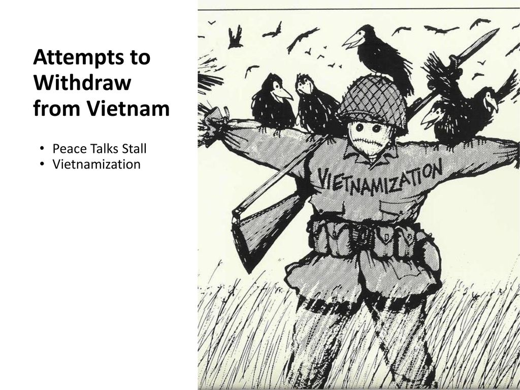 Vietnamization Drawing