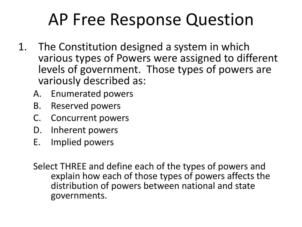 government frq Ap us government practice test directory includes ap gov practice exams, free response questions, multiple choice, study guides, flashcards, and more also includes several sets of ap government notes for exam review.
