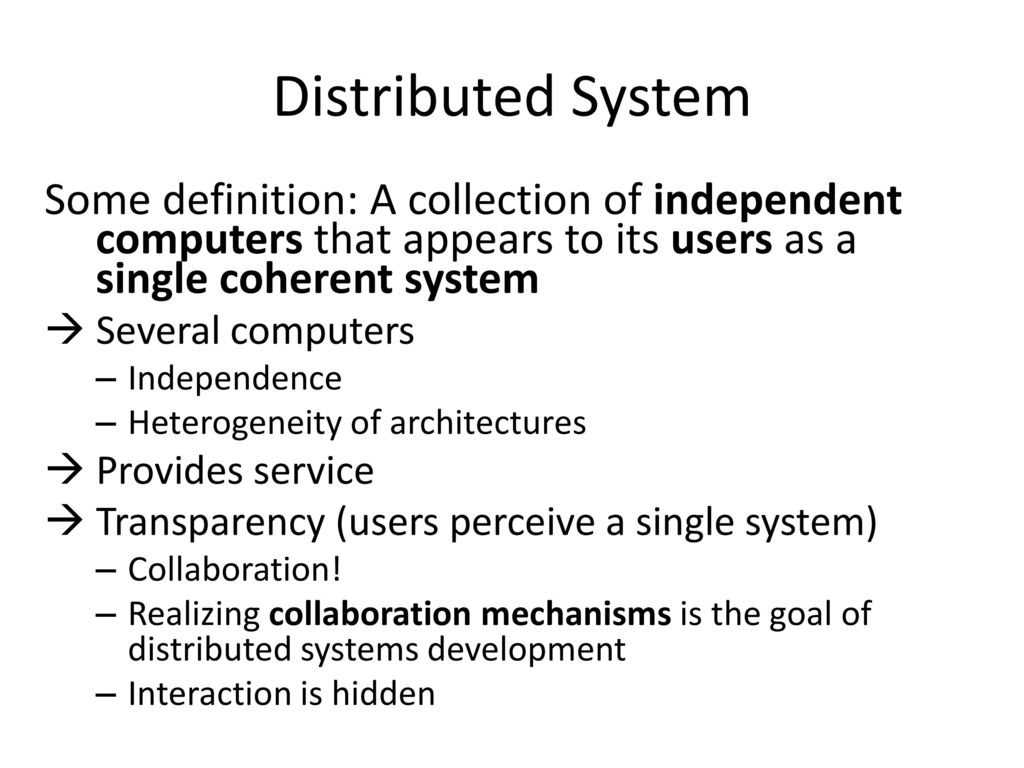 distributed systems definitions Mark peabody, executive vice president of astronics advanced electronic systems,  distributed practice distributed systems distributed term distributee.