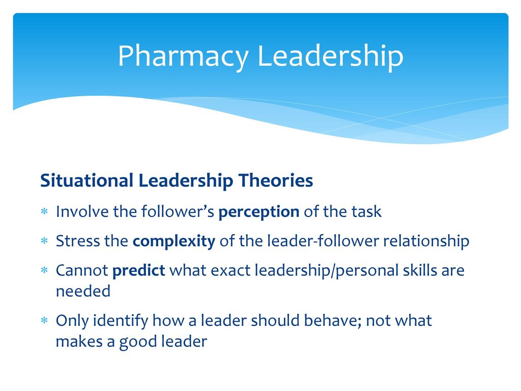 pharmacy leadership The healthy living pharmacy  with the healthy living pharmacies delivering a significant improvement in the  will the leadership and rsph training need to be.