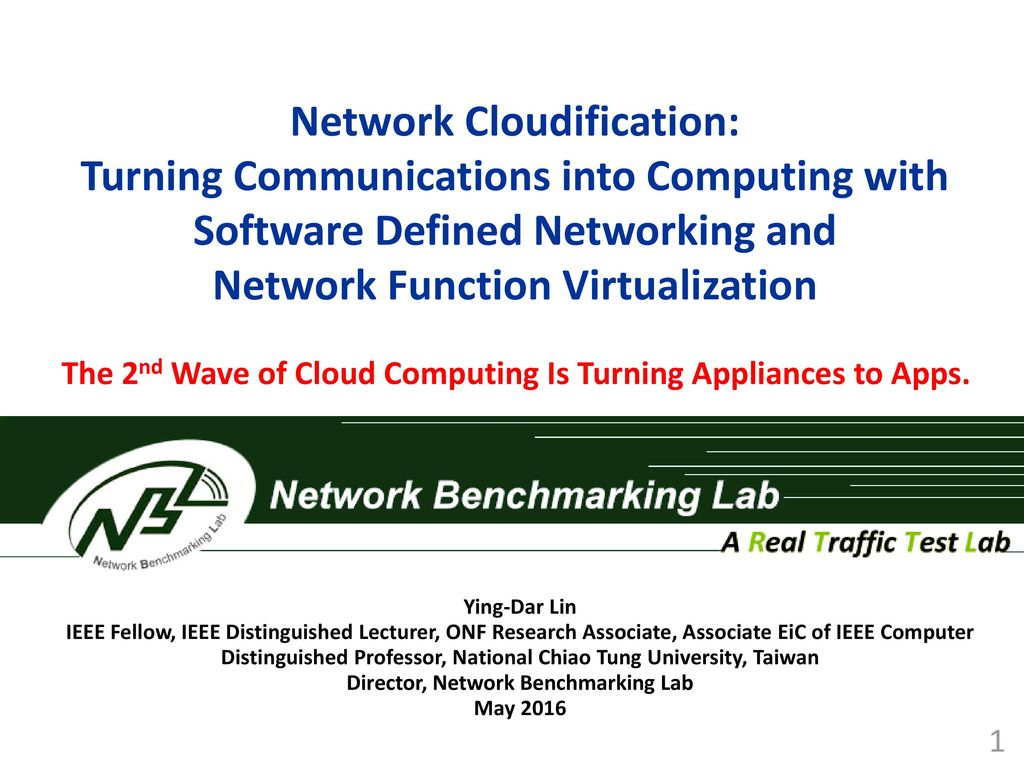Network cloudification turning communications into computing with 1 network cloudification turning communications into computing with software defined baditri Images