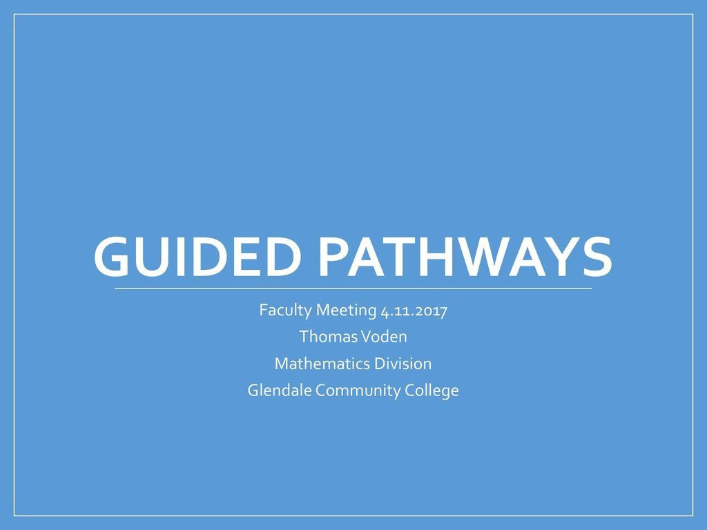 Glendale Community College - ppt video online download