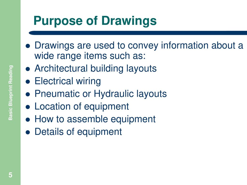 Basic blueprint reading ppt download basic blueprint reading malvernweather Image collections