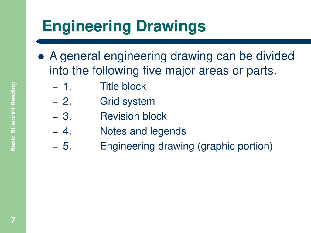 Basic blueprint reading ppt download basic blueprint reading malvernweather
