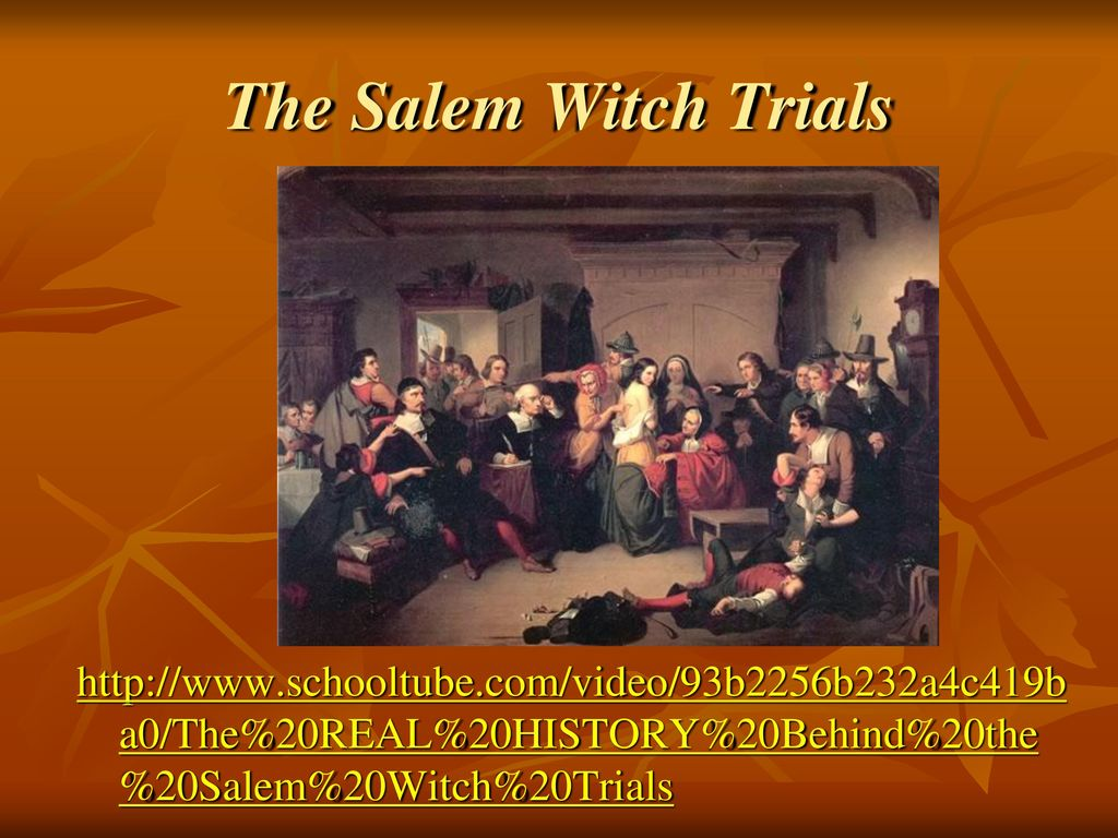 "Salem Witch Trials in ""The Crucible"" by Author Miller Essay Sample"