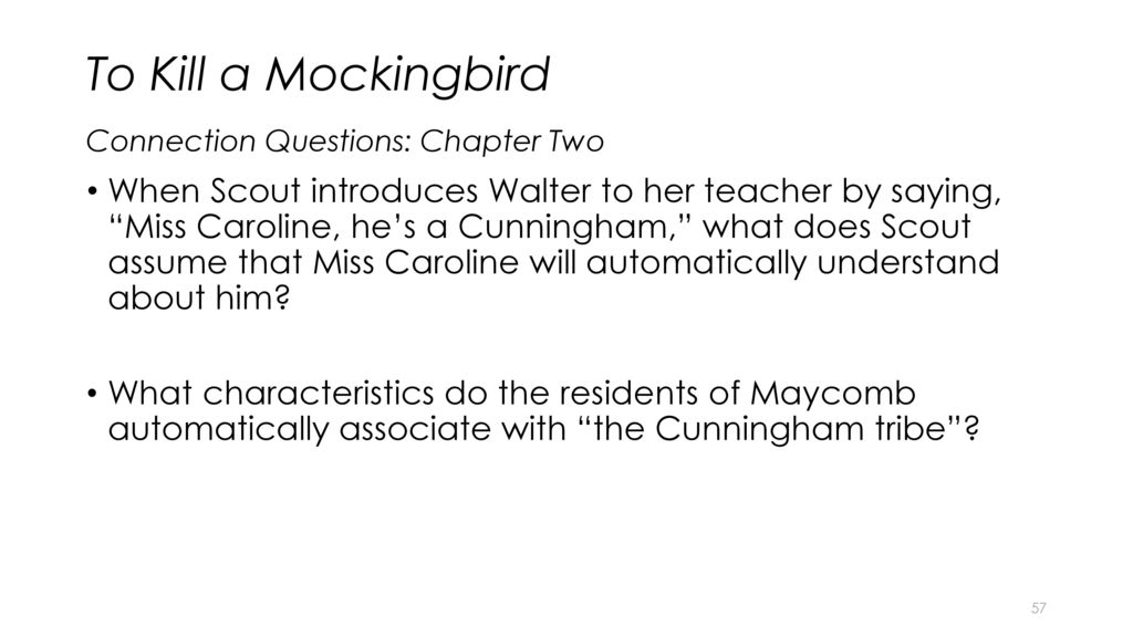 a comparison of the maycomb society in to kill a mokcingbird by harper lee in to kill a mockingbird by harper lee, the small-mindedness of the maycomb  in harper lee's to kill a  2003 dr marlene fleming writing 1 comparison.