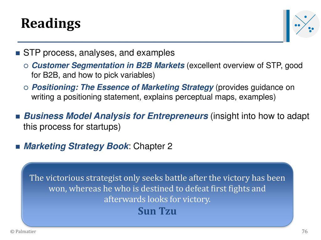 stp analysis